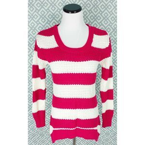 Bobbie Brooks Long Sleeve Knit Sweater Top